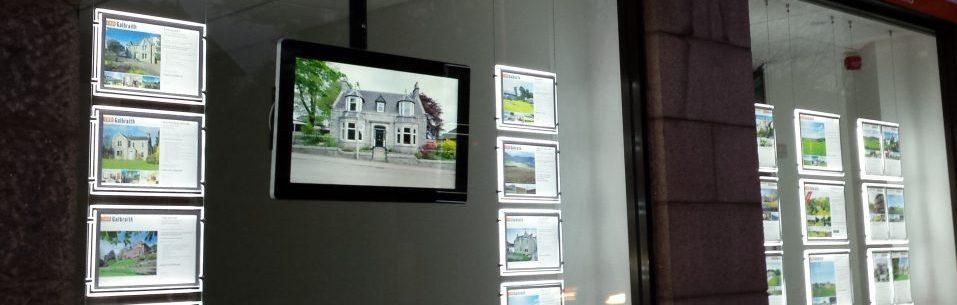 Property Displays