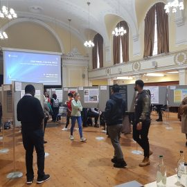 Poster Exhibition Symposium, Leicester University, February 2020
