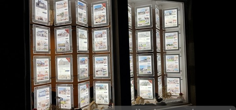 Summary of Some Estate Agents Displays from 2020